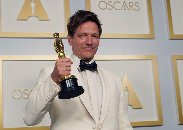"""Thomas Vinterberg récompensé pour """"Drunk""""."""