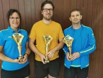 Tafeltenissclub Aaigem start nieuw seizoen met clubkampioenschappen
