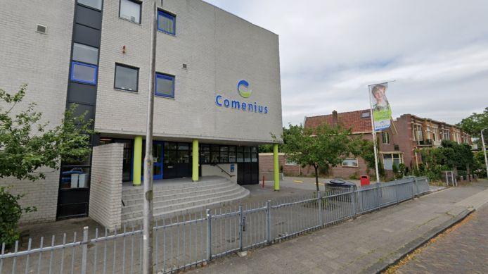 De school in Leeuwarden