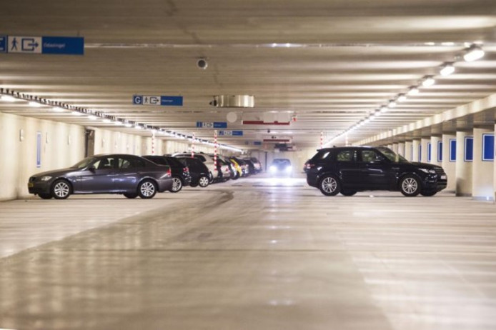 Parkeerplaats Ligne Sittard.