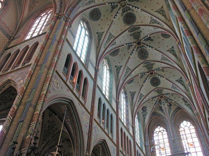 De Sint Willibrordkerk aan de Utrechtse Minrebroederstraat.