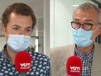 """Coronacommissaris tegen versoepelingen rond mondmaskers, minister Vandenbroucke: """"Ik kan me inbeelden dat je aantal dingen herbekijkt"""""""