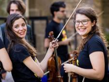 Studenten en masters werken deze week toe naar slotconcert in Stiftskerk Weerselo