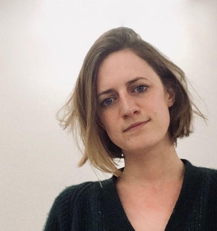 Louise Hoon. Beeld rv