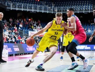 Thijs De Ridder bekert met Antwerp Giants tegen Royal IV en met de tweede ploeg tegen Kangoeroes Mechelen
