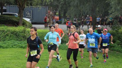 Lopers malen kilometers op laatste Trail Run Vlaamse Ardennen