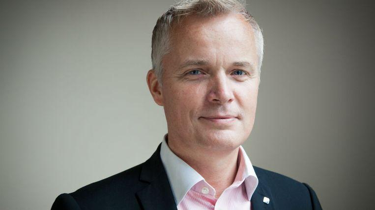 Tor Levin Hofgaard, voorzitter van de Norwegian Psychological Association (NPA). Beeld RV