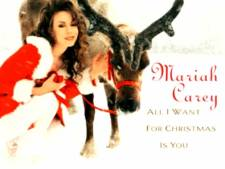 All I want for Christmas levert Mariah Carey nog eens drie records op