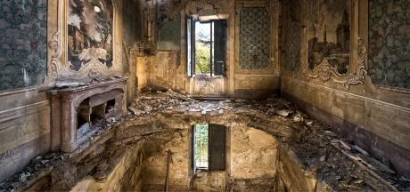 Daan maakt spectaculaire foto's van oude gebouwen: 'Gevlucht toen een man in de woonkamer zat'