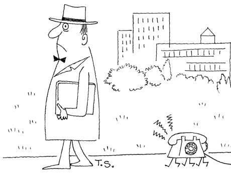 Eindhovenaar Ton Smits: met minimale cartoons naar de wereldtop