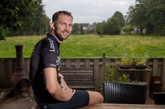 Voormalig VVA voetballer Nico van Laar gaat dit seizoen bij Lunteren spelen