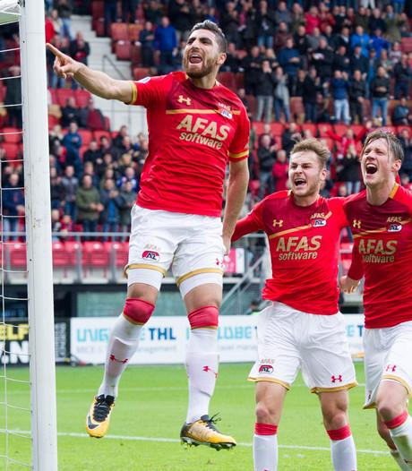 AZ heeft geen kind aan FC Utrecht