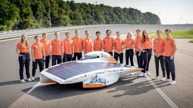Solar Team TU Delft gaat voor revanche op drama in 2019: opvolger Nuna11 is volledig aangepast