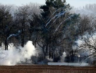 Opnieuw traangas afgevuurd aan Grieks-Turkse grens
