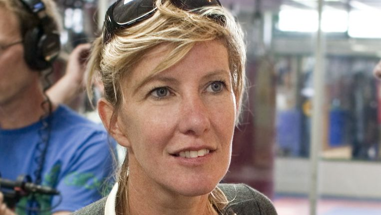 Nicole van Kilsdonk Beeld Madelon Meester