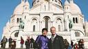 'De Notre Dame in betere tijden', dacht Rudolph van Veen. Het gaat echter om een andere Parijse kerk.