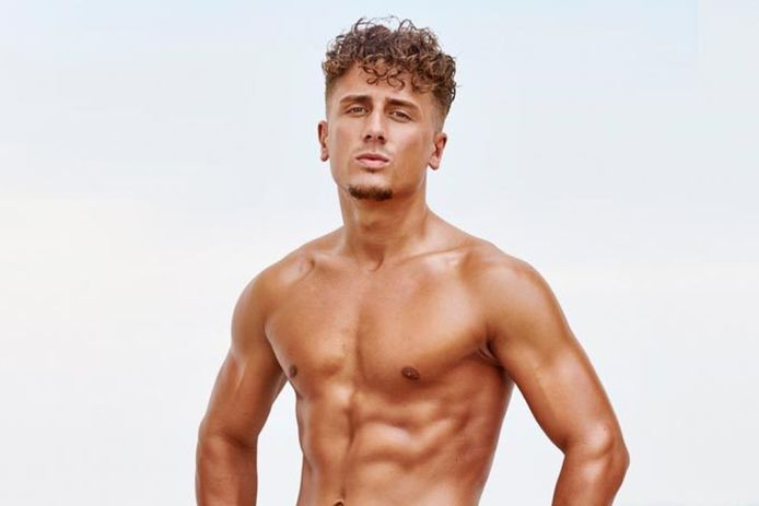 Harrie Snijders uit 'Ex On The Beach: Double Dutch'