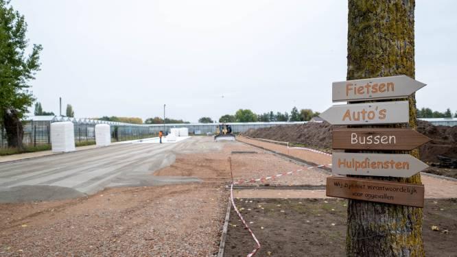 Na procedureslag van vijf jaar: kinderboerderij 't Struisvogelnest is begonnen met heraanleg van parking