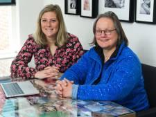 Rufi uit Hengelo en Marloes uit Oldenzaal vertellen levensverhalen in woord en beeld: 'Iedereen heeft een verhaal om op te schrijven'