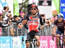 Ewan sprint in Termoli naar tweede etappezege, Groenewegen komt tekort