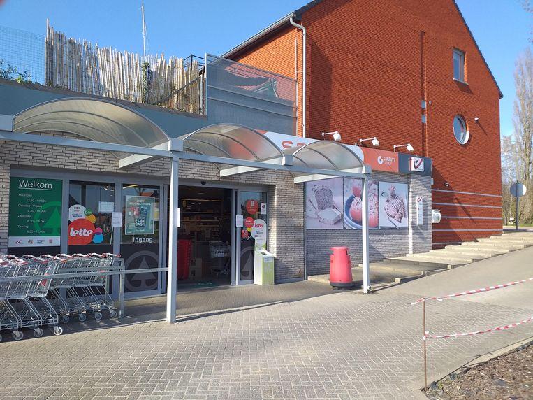 De Spar in Tielt-Winge opent exclusief de deuren voor mensen met een cruciaal beroep.