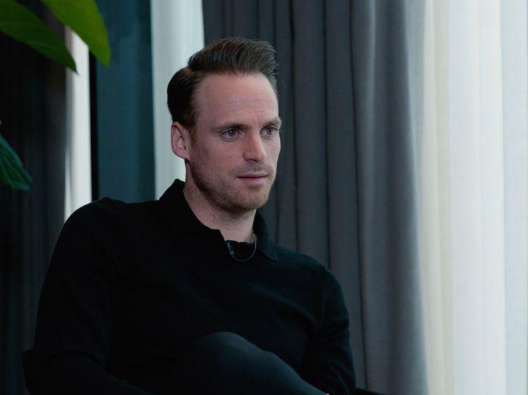 Giel de Winter van StukTV openhartig over drugsgebruik: 'Door alcohol ging de stress weg'