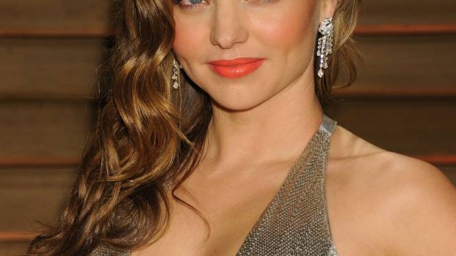 Miranda Kerr verkiest Wonderbra boven Victoria's Secret