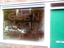 Twee woningen in Sterrenwijk beklad: 'Geen moslims'