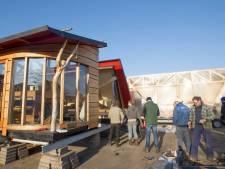 Houten NRE-huis Eindhoven verhuist naar Vredeoord