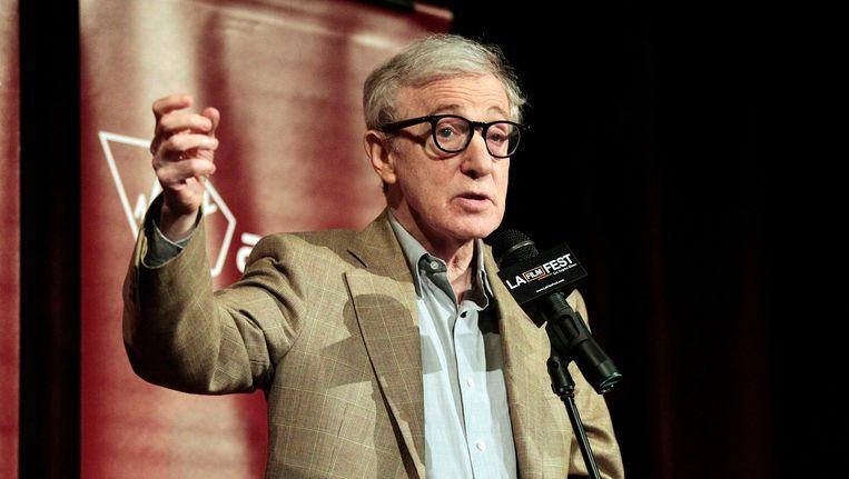 Woody Allen Beeld REUTERS