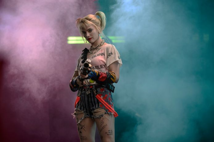 Margot Robbie als Harley Quinn in 'Birds of Prey: And the Fantabulous Emancipation of One Harley Quinn' (2020)