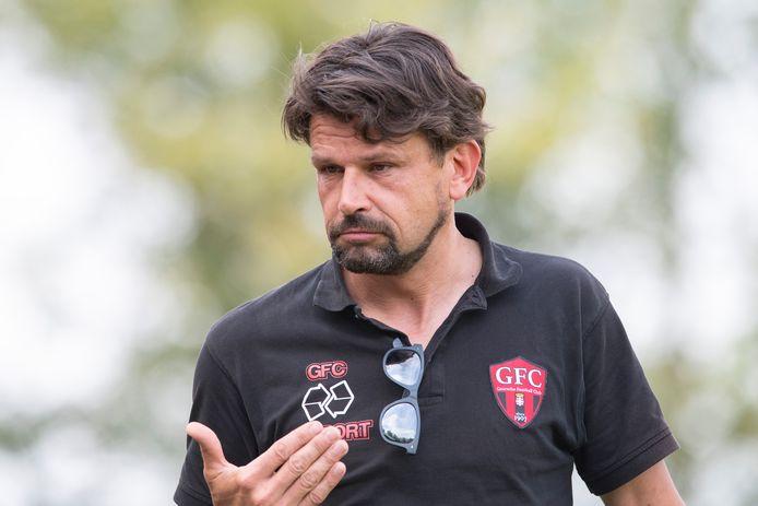 GFC-coach Romano Lammertink begint komend seizoen aan zijn zevende jaar bij de club.