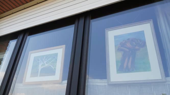 Nieuwe editie van kunstroute 'Rupelse kunst aan het raam'