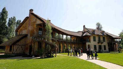 Vakantiehuis van Marie-Antoinette opent weldra opnieuw haar deuren dankzij Dior