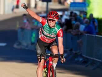 """Sara Van de Vel wint avondcriterium Schellebelle: """"Slotronde was mijn snelste van allemaal"""""""