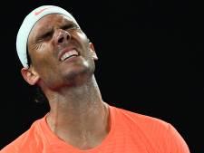 """Nadal après son élimination contre Tsitsipas: """"Chacun a ce qu'il mérite"""""""