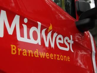 Brandweer ruimt oliespoor in stadscentrum op