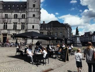 """Geen rebellie in Aalst: """"Wachten op groen licht van Overlegcomité voor opening terrassen. Toch graag snel leefbare maatregelen"""", zegt burgemeester D'Haese (N-VA)"""