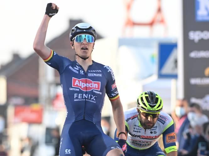 """Merlier staat voor groterondedebuut in de Giro: """"Ik durf zeggen dat ik droom van ritwinst"""""""