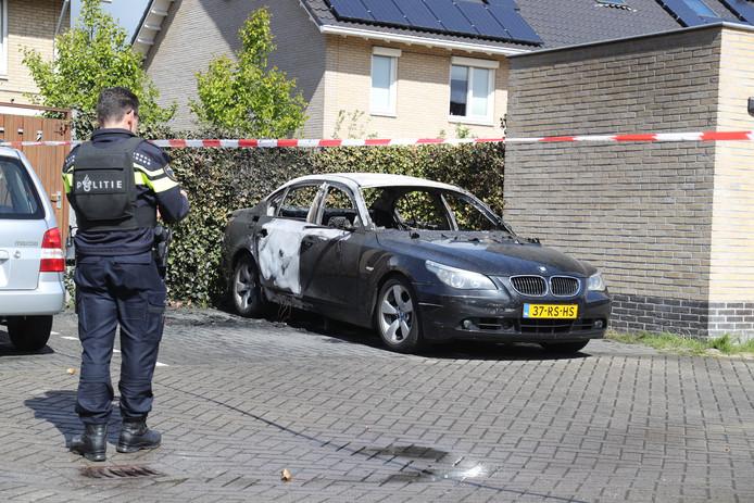 vluchtauto dubbele moord zoetermeer