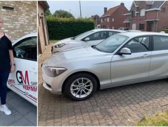 Gestolen BMW van Melissa (36) vijf dagen na ongeval teruggevonden in Wallonië