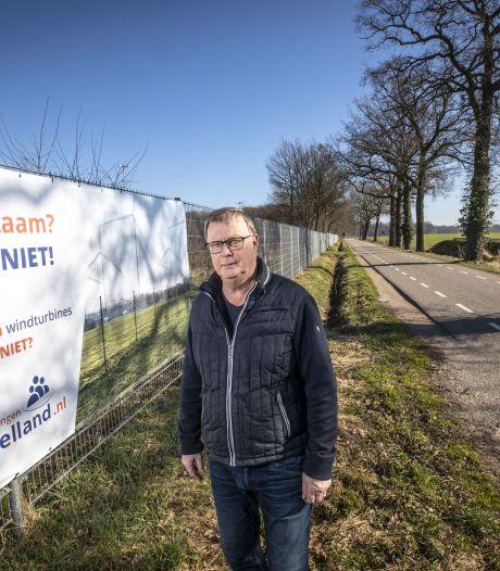 Burgerbelangen Dinkelland wil referendum over windmolens: 'De raad moet met de billen bloot'