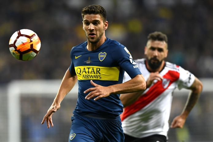 Lisandro Magalla van Boca Juniors.