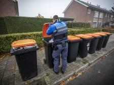 Oldenzaal controleert containers: afval niet juist, dan wordt er niet geleegd