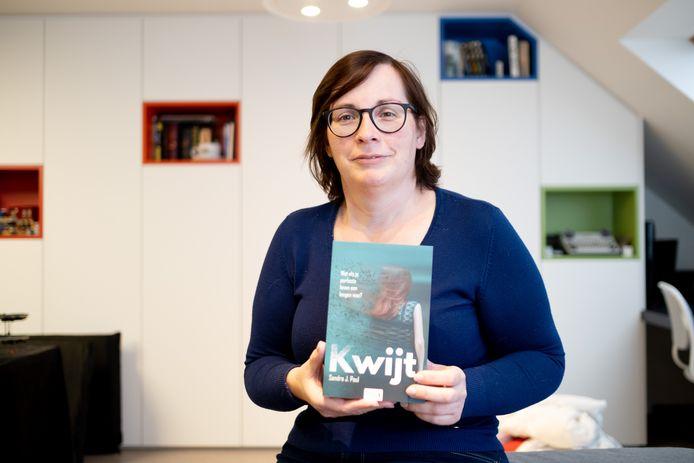 Sandra J Paul heeft een nieuw boek geschreven: 'Kwijt'