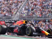 Verstappen doorbreekt pole-hegemonie Mercedes en start vooraan in Texas