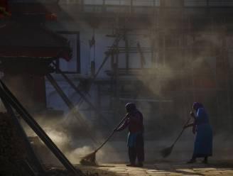 Aardverschuivingen Nepal: dodental gestegen tot 35