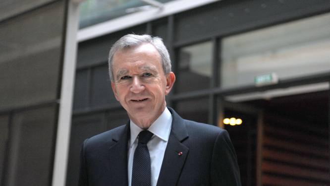 Bernard Arnault niet langer kandidaat om Belg te worden