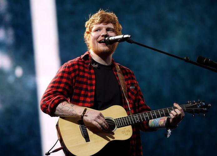 Ed Sheeran komt in 2022 naar ons land voor een concert in het Koning Boudewijnstadion.