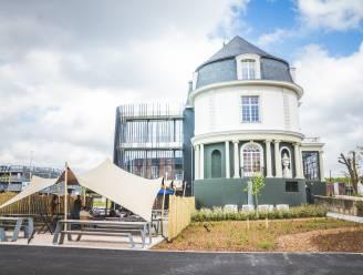 Er is weer leven in het gerestaureerde kasteeltje aan Maria Middelares. Restaurant Sensum geeft startschot op terras